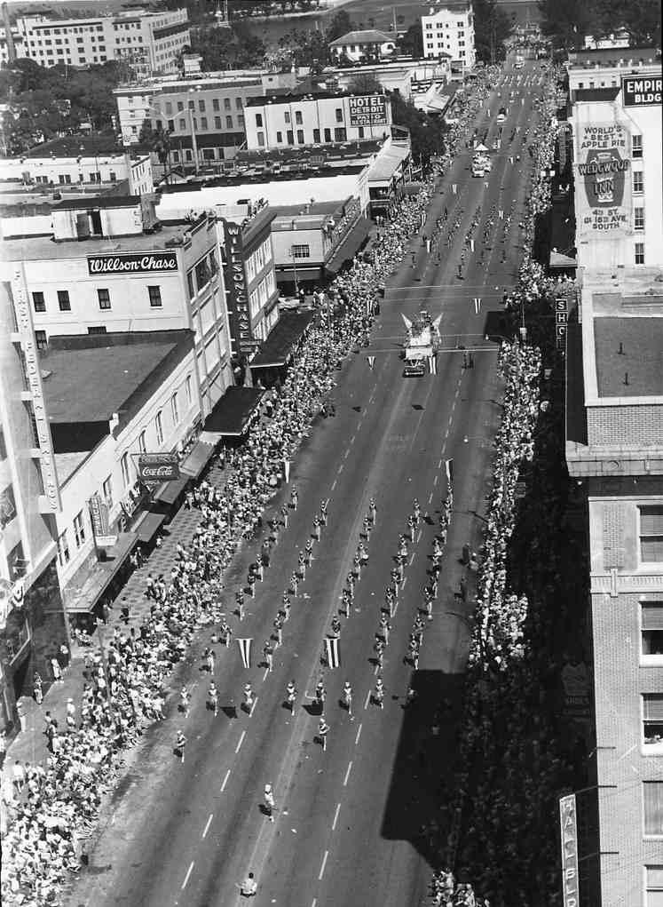 Festival of States Parade