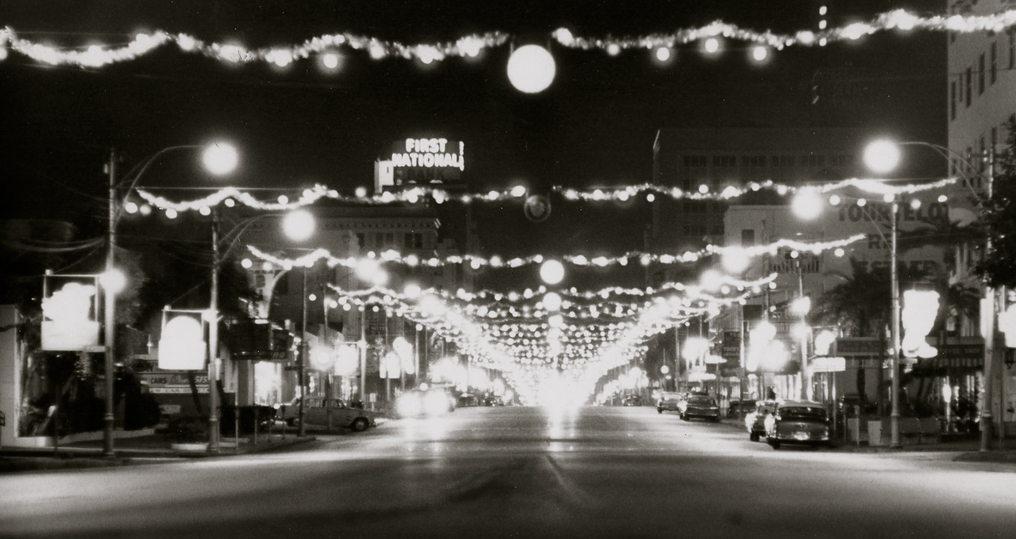 Central Avenue Street Scene