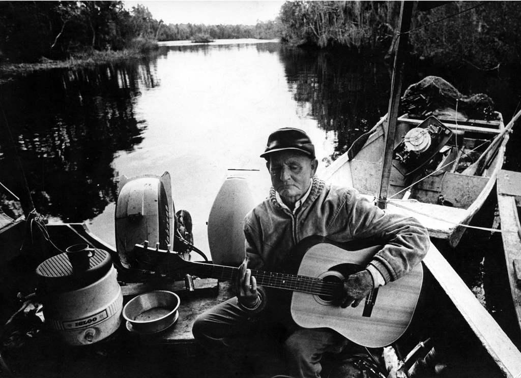 Aaron Brown, Aucilla River in North FL