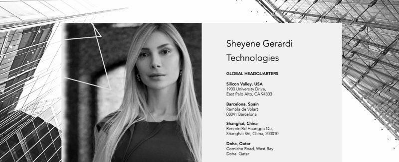 Sheyene Gerardi Technologies Global HQ