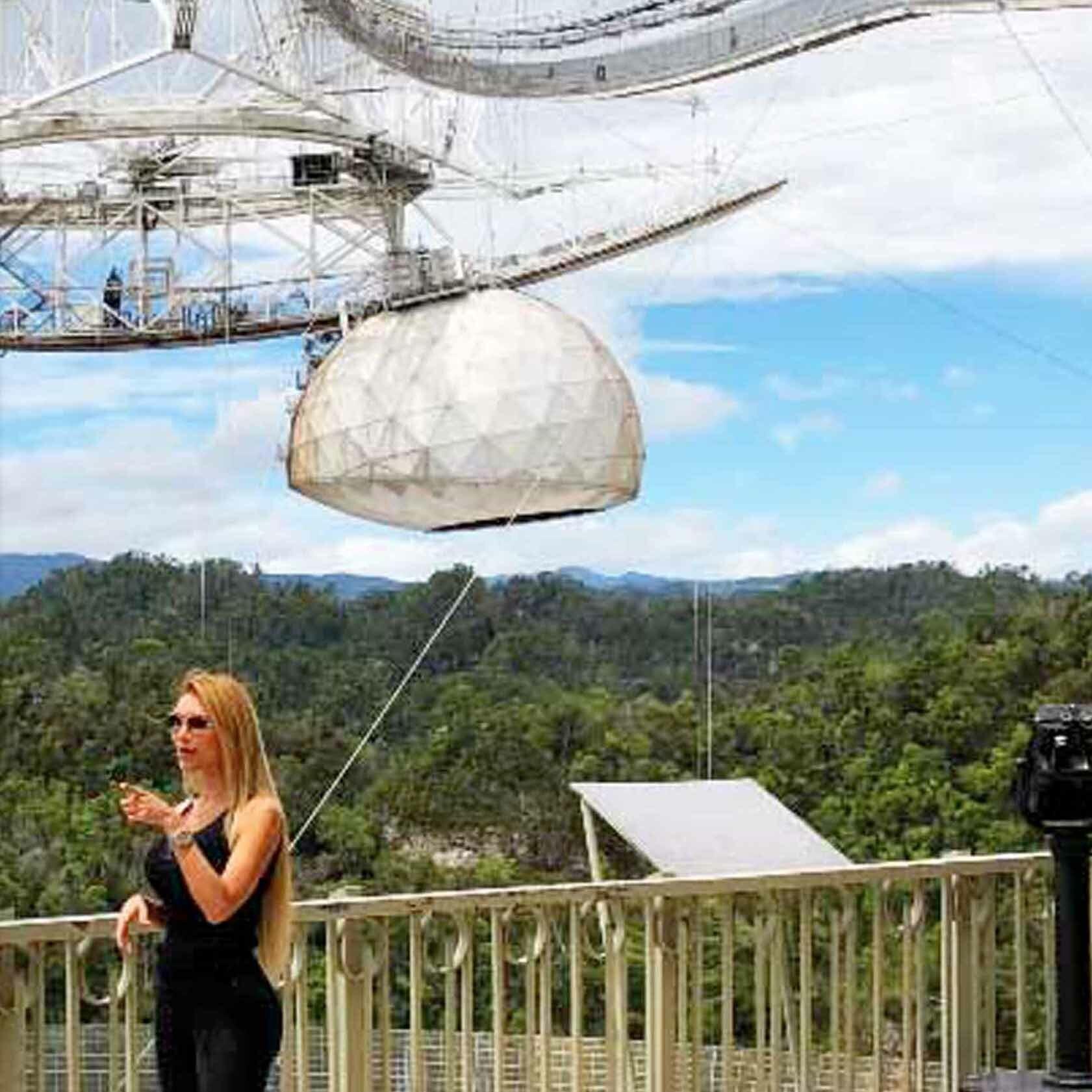 Sheyene Gerardi NASA Arecibo Observatory