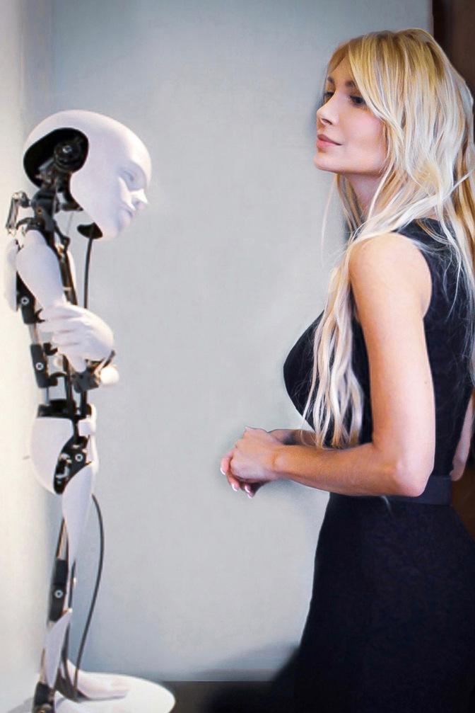 Sheyene Gerardi Robotics