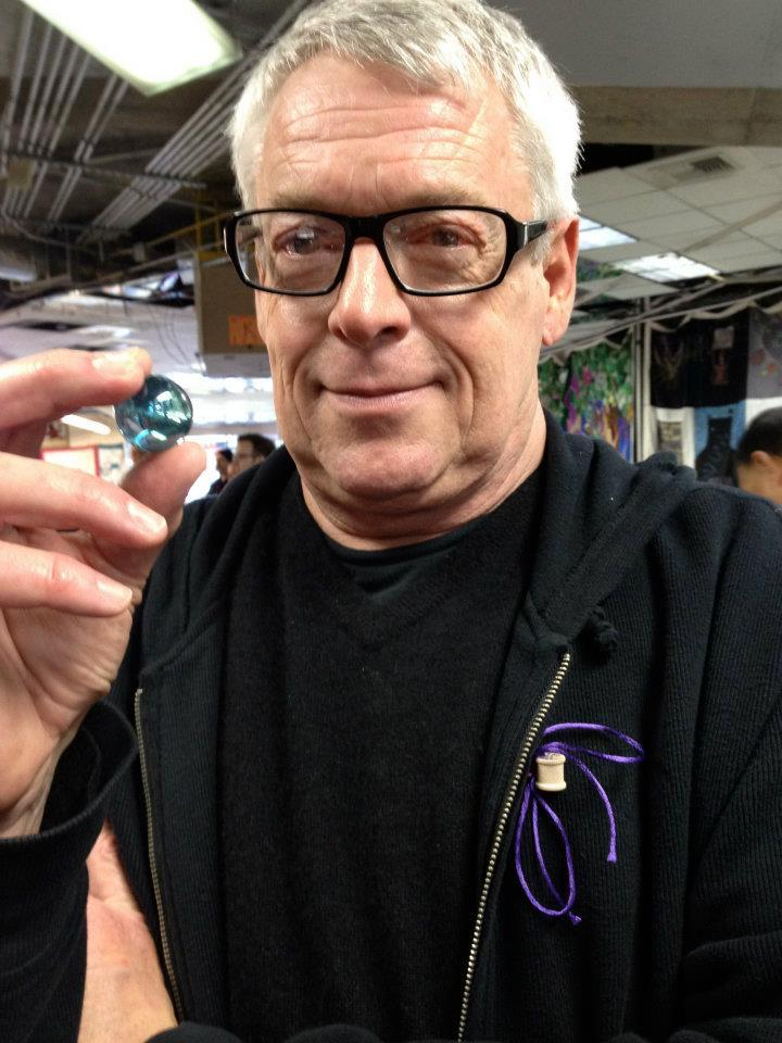The Blue Marbles Project: Cleve Jones (2012)