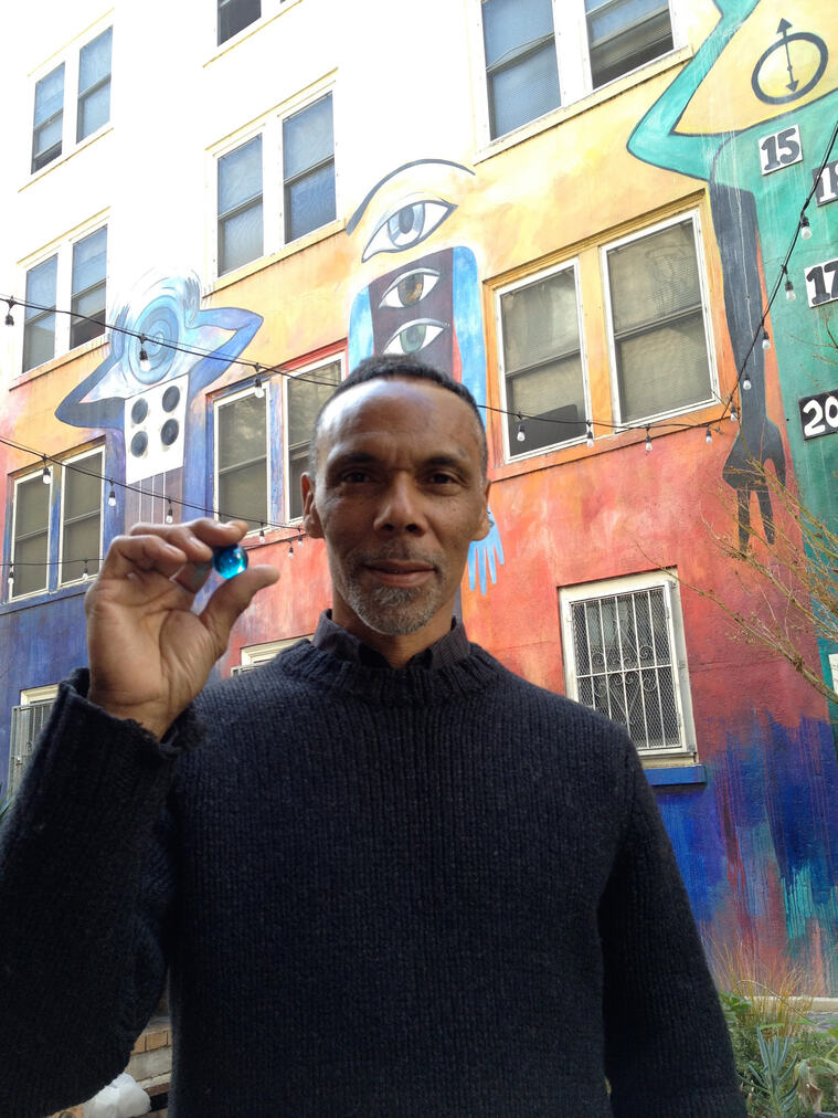The Blue Marbles Project: Darryl Smith (2012)