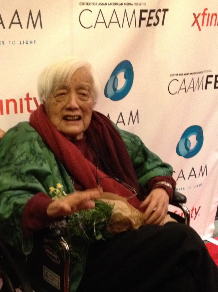 The Blue Marbles Project: Grace Lee Boggs (2014)