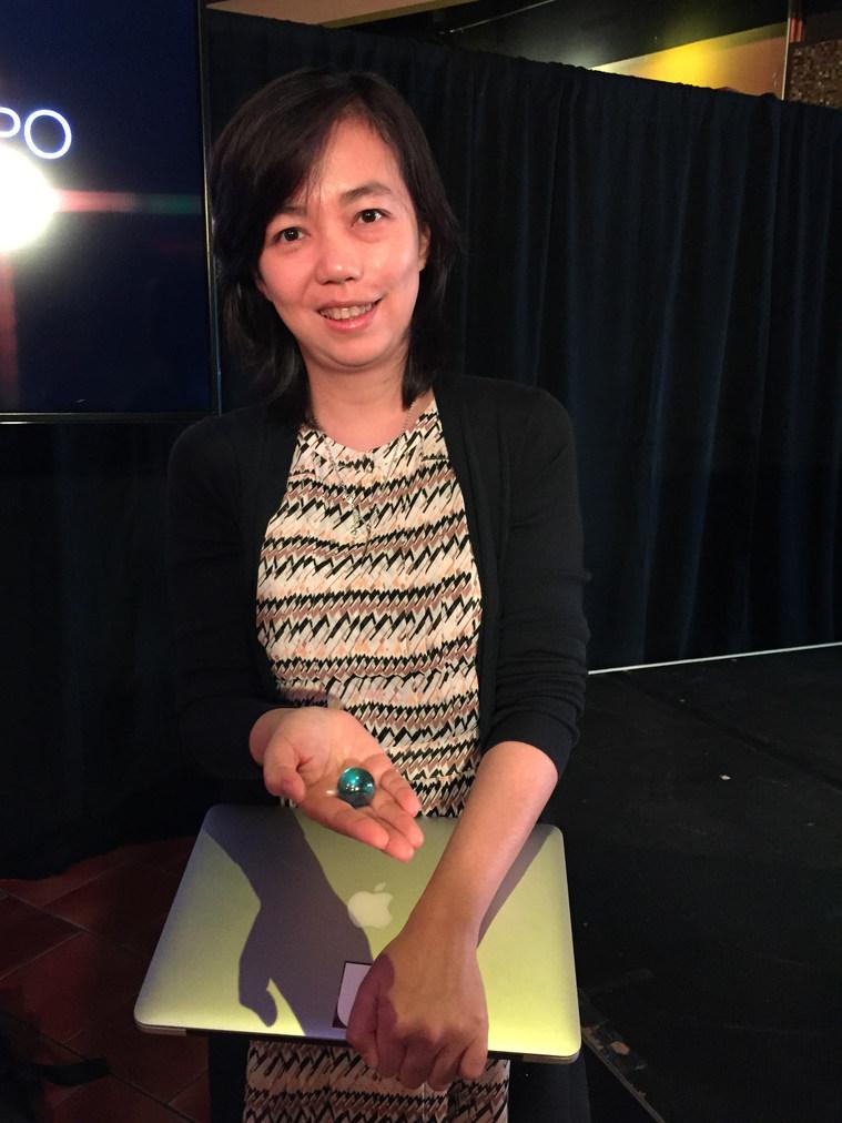 The Blue Marbles Project: Fei-Fei Li (2016)