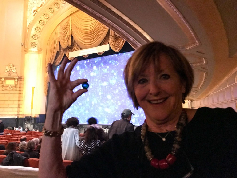 The Blue Marbles Project: Frederica von Stade (2018)