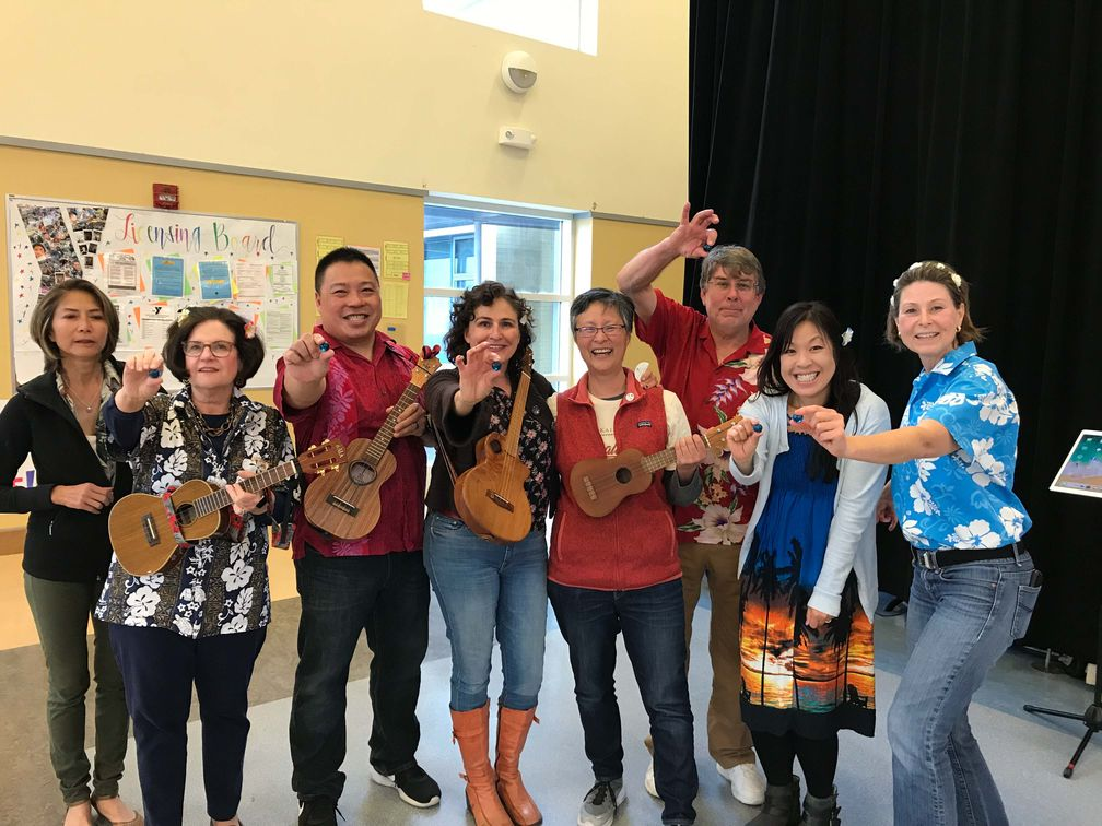 The Blue Marbles Project: Aloha Uke Squad (2019)
