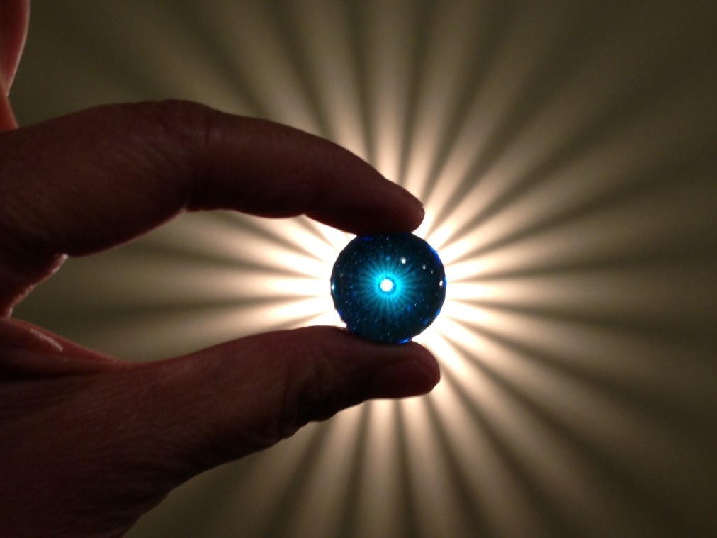 The Blue Marbles Project: A Ring of Endless Light (2012)
