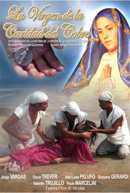 Sheyene Gerardi - La virgen de la caridad del cobre