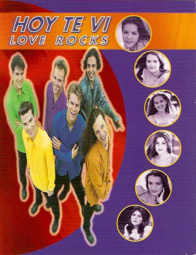 Sheyene Gerardi Love Rocks(Hoy Te Vi) RCTV