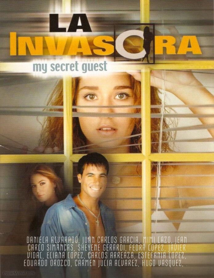 Sheyene Gerardi My Secret Guest (La Invasora) RCTV