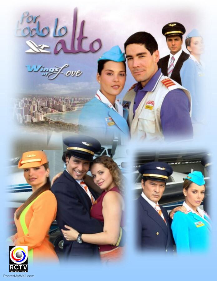 Sheyene Gerardi Wings of Love (Por Todo Lo Alto) RCTV