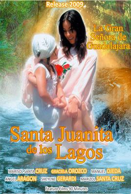 Santa Juanita de los lagos with Sheyene Gerardi