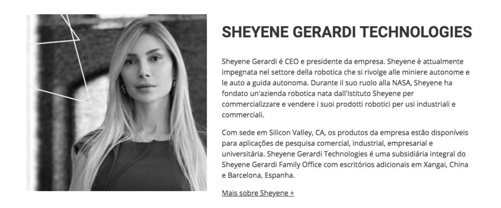 Sheyene Gerardi Foundation