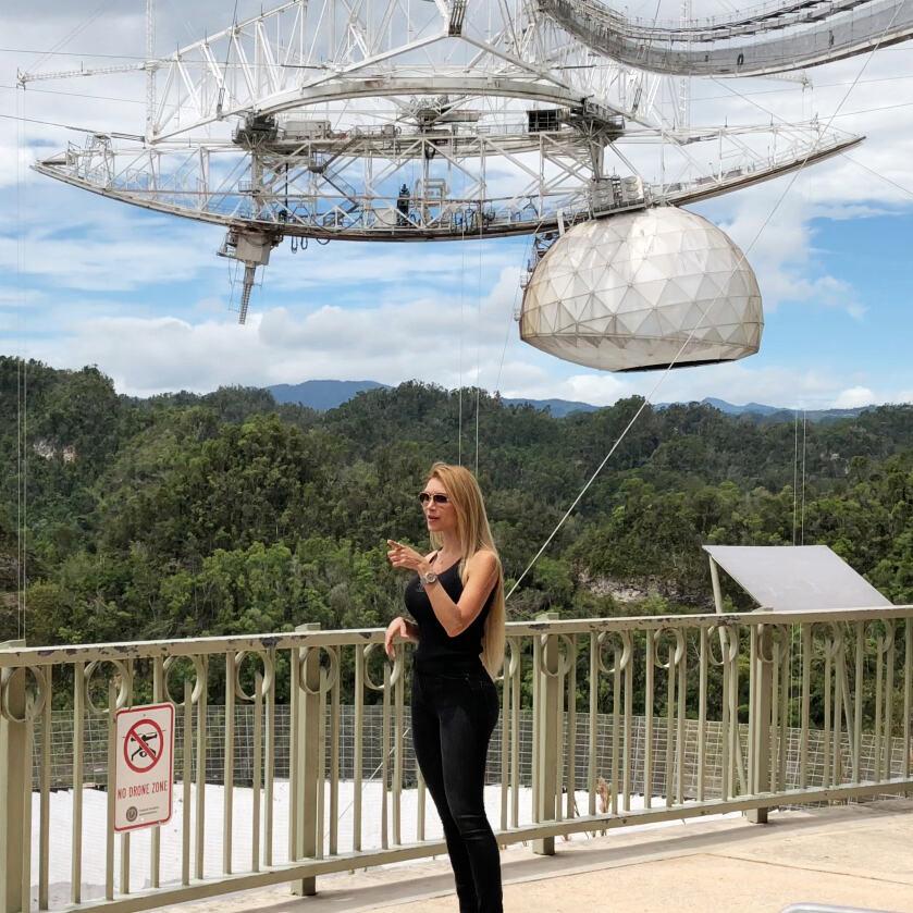 Sheyene Gerardi NASA CLASS Robotics Outreach Lead