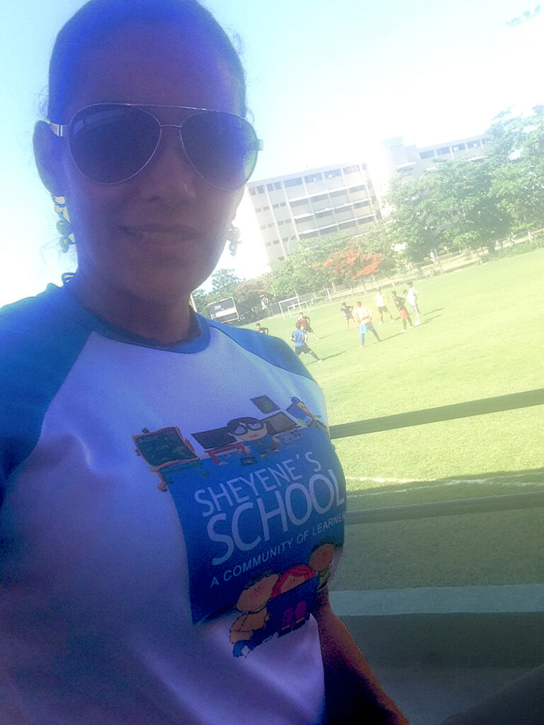 Sheyene Gerardi Foundation - School soccer day