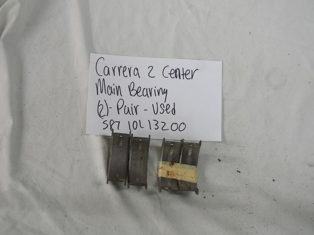 Carrera 2.0 rod bearing shell standard (2) pairs - used #587 101 132 00