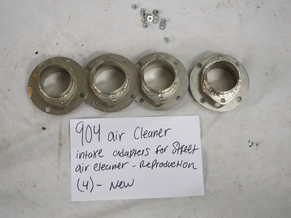 904 air cleaner intake adapters for street ait cleaner reproduction (4) - New
