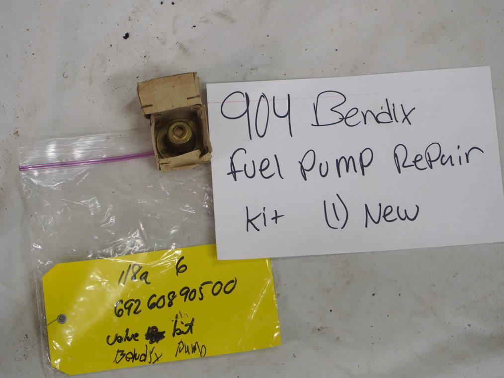 904 bendix fuel pump repaitr kit (1) ? New