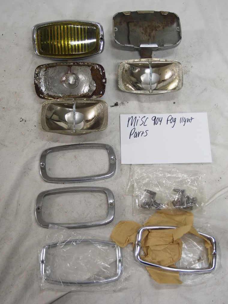 misc 904 fog light parts