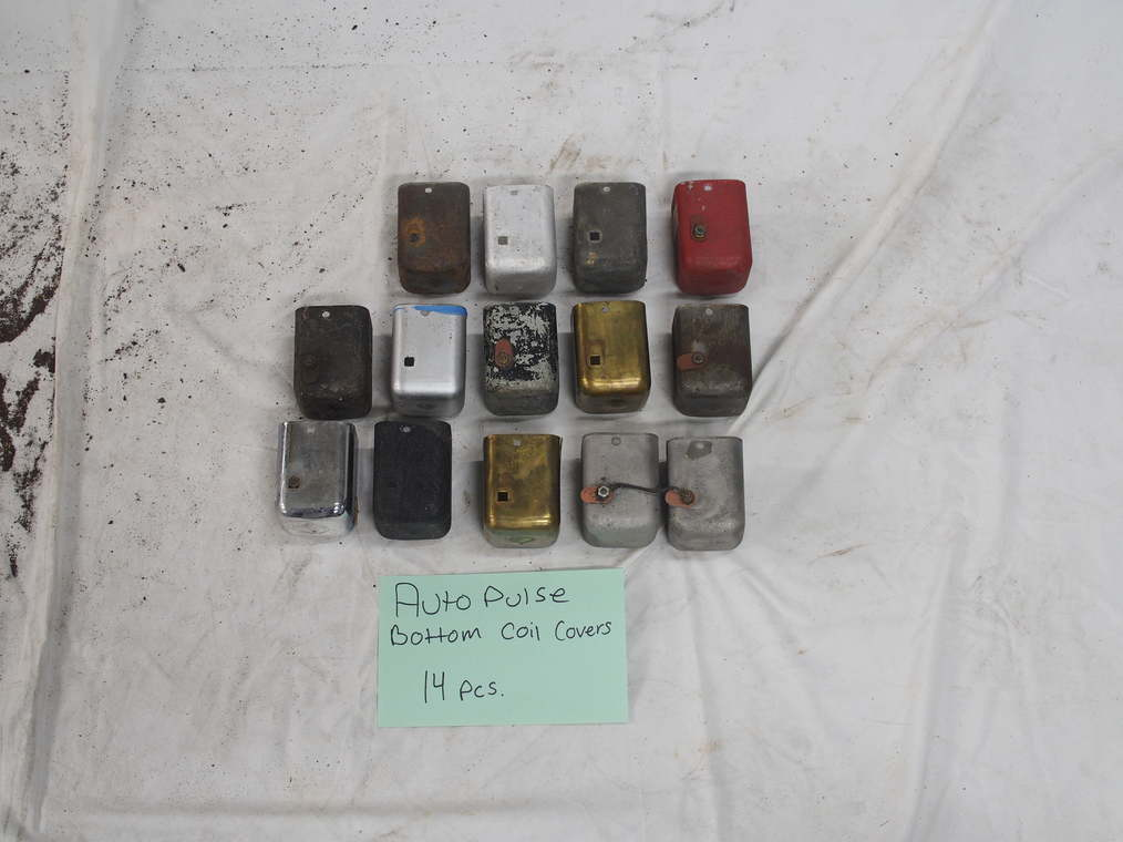 Auto Pulse bottom coil covers - (14)