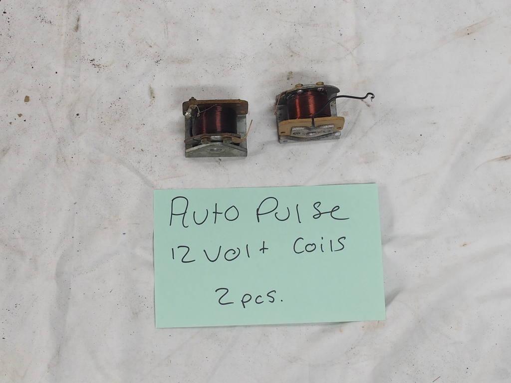 Auto Pulse 12V Coils (2)