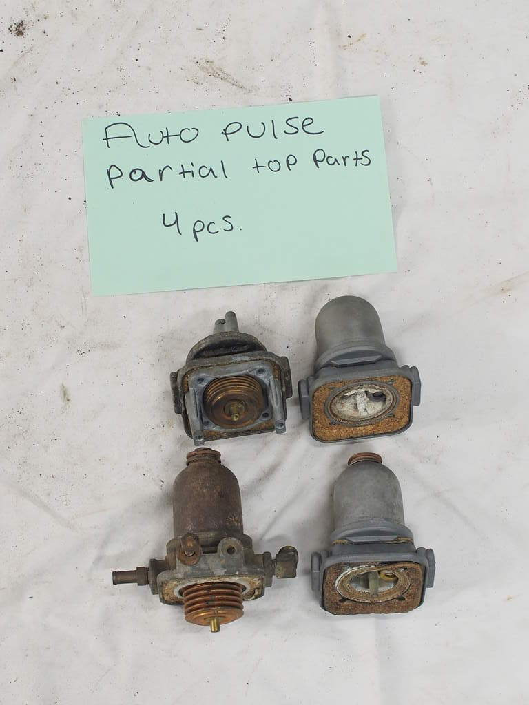Auto Pulse partial upper parts