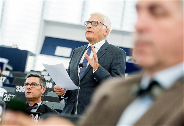 European Parliament discusses Volkswagen emission scandal