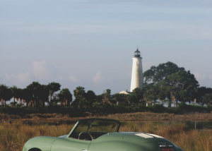 Backgound Lighthouse